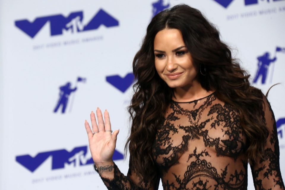 Demi Lovato Spills On Her New Documentary!
