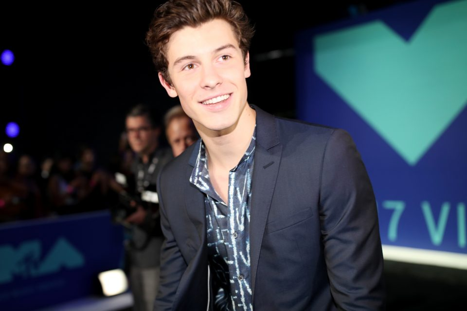 Shawn Mendes Wins Big at the EMAs!