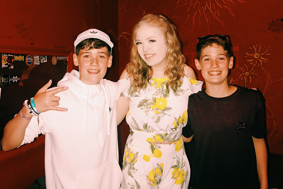 Lexi Lauren Spills About Opening for Max & Harvey