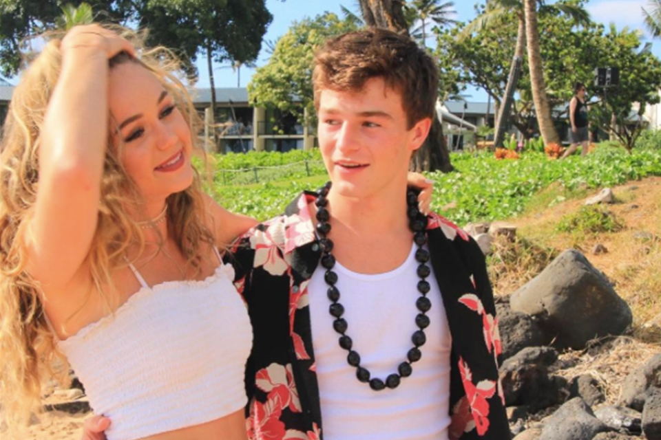 Dylan Summerall REALLY Wants to Know if Brec Bassinger Ships #Brylan