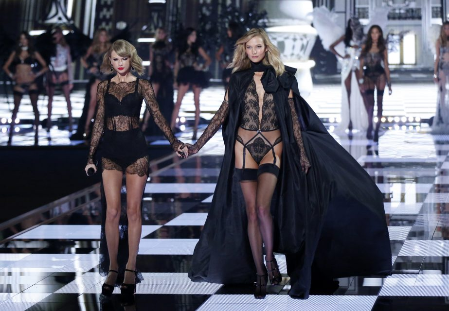 Bad Blood Between Taylor Swift and Karlie Kloss?