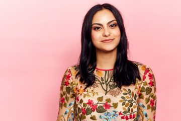 Camila Mendes Found Her Prom Dress in a Thrift Shop