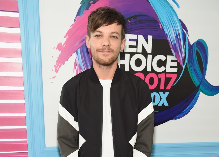 Louis Tomlinson Explains Why His Debut Album Is Taking So Long