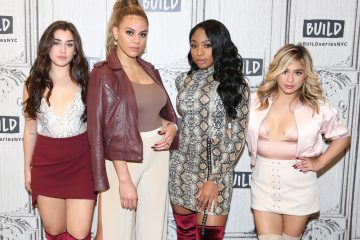 Fifth Harmony Thanks Becky G For Joining Them on the PSA Tour