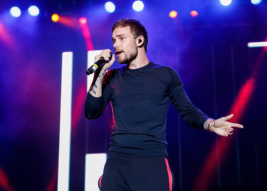 Liam Payne Celebrates 10 Years Since Auditioning For 'X Factor'