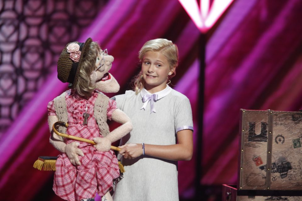 'America's Got Talent' Winner Darci Lynne Is Hitting The Road