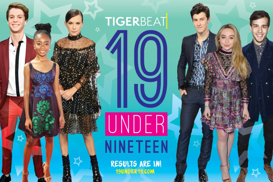 The Results For Our 19 Under 19 Awards Are In!