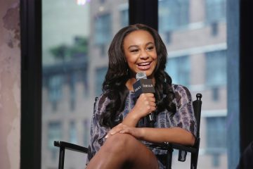 Nia Sioux Candidly Responds to Fan YouTube Comments