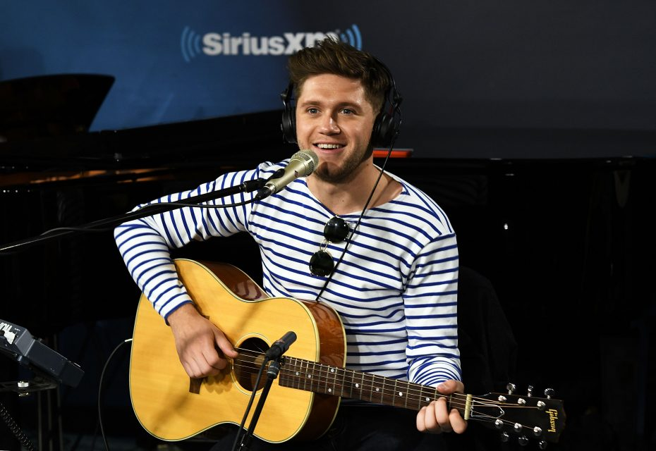 Niall Horan Thanks Fans for Helping 'Flicker' Reach Number One