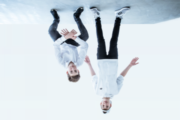 Max and Harvey Release 'Stuck On The Ceiling' Audio and Music Video