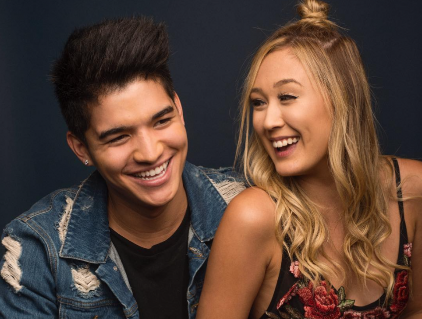 Alex Wassabi and Lauren Riihimaki Celebrate Two Year Anniversary