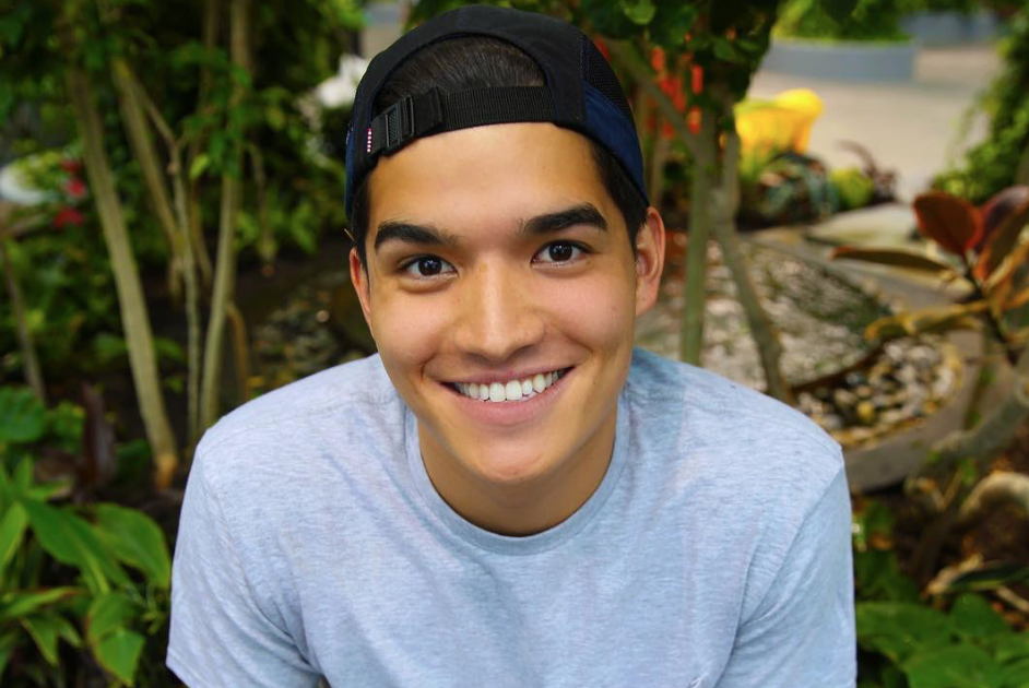 alex wassabi opens up about his acting career tigerbeat