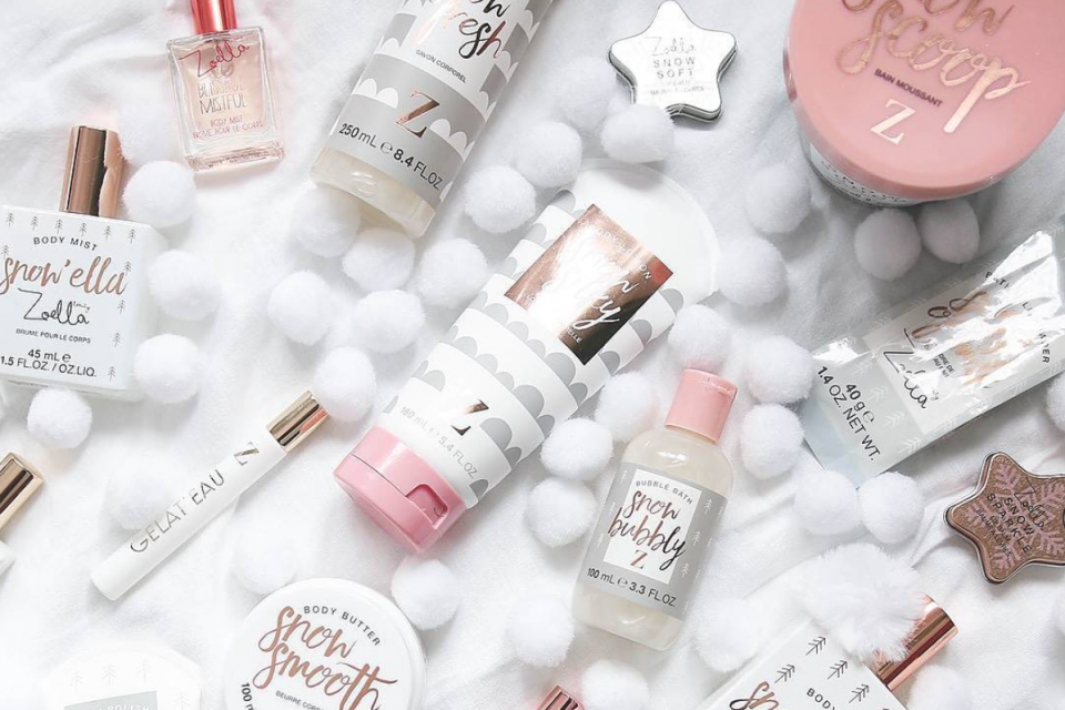 Zoella Beauty Releases Winter Collection