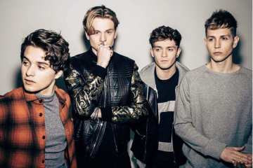 The Vamps Announce New Single 'Just My Type'