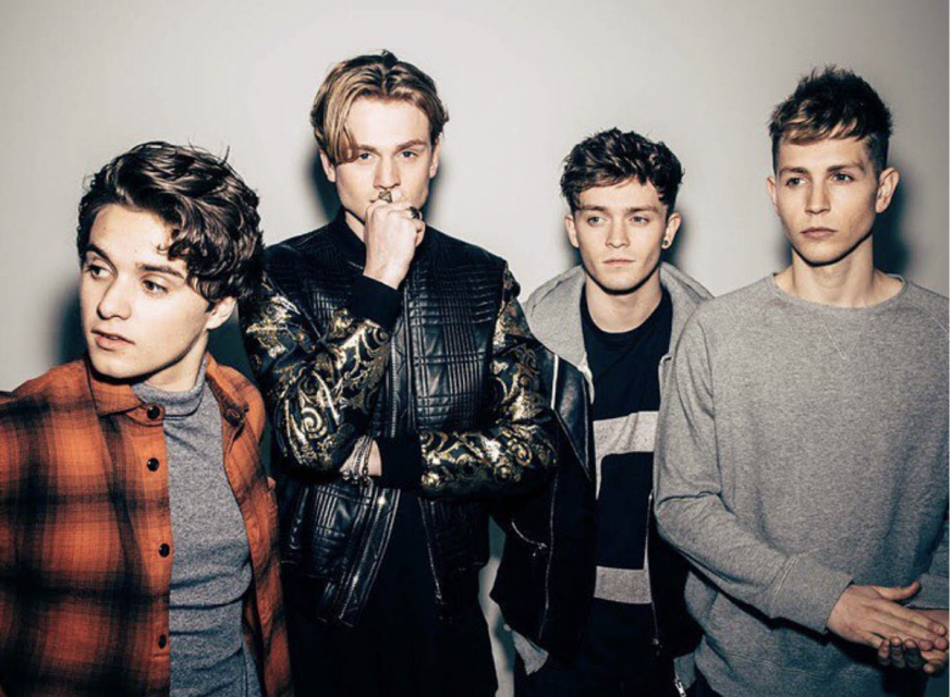 James McVey Celebrates Six Years of The Vamps With Heartfelt Instagram Post