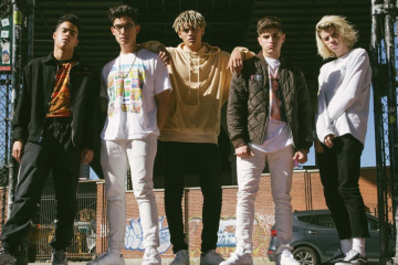 PRETTYMUCH Revamps 'Open Arms' With New A Cappella Version
