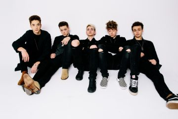 Why Don't We Teases Their Debut Album From Inside the Recording Studio