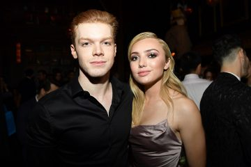 New Couple Alert: Peyton List and Cameron Monaghan