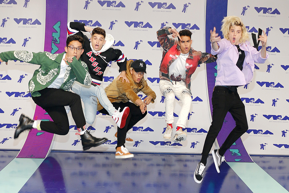 "PRETTYMUCH is Living Their Best Life in New ""Teacher"" Music Video"