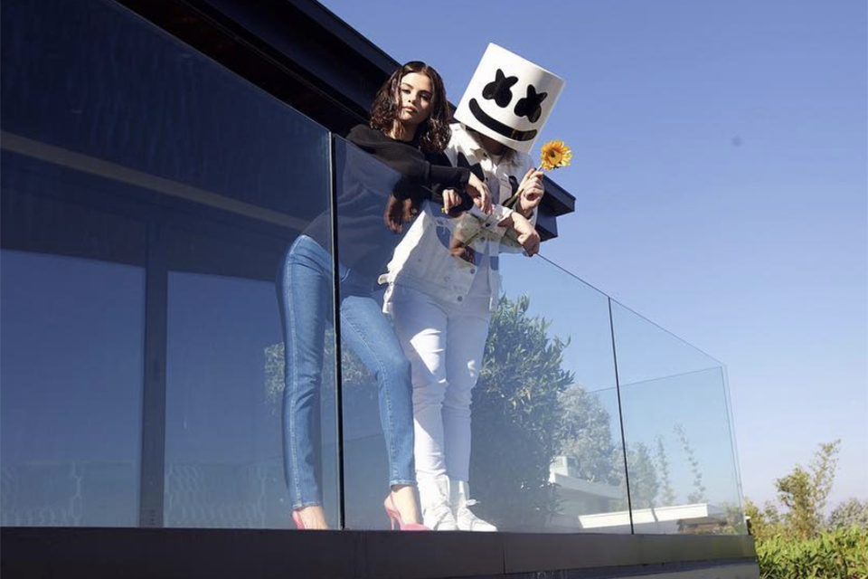 Selena Gomez Reveals the Album Art for Her Marshmello Collab 'Wolves'