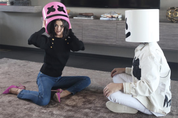 Selena Gomez and Marshmello's 'Wolves' Video is Here