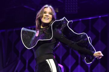 Hailee Steinfeld Shares a Silly Sneak Peek Into Her Rehearsals