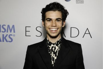 Cameron Boyce Posts Hilarious Video Celebrating Sofia Carson's Birthday