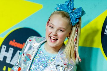 JoJo Siwa Finally Meets Her YouTube Role Model