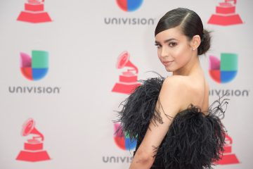 Sofia Carson Aims To Empower Young Women