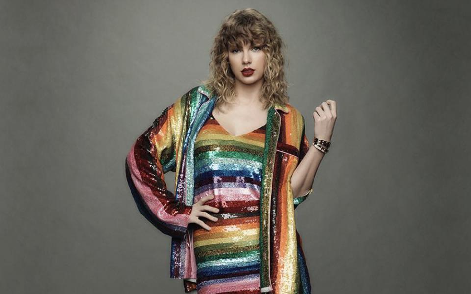 Taylor Swift Has The Biggest Album of 2017