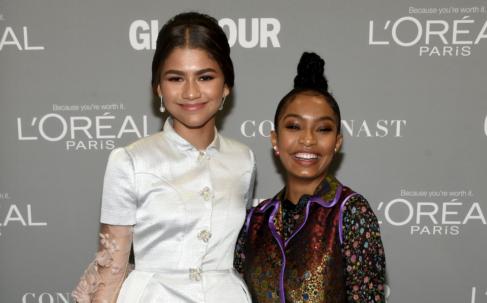 Besties Zendaya and Yara Shahidi to Star in Upcoming Animated Film Together!