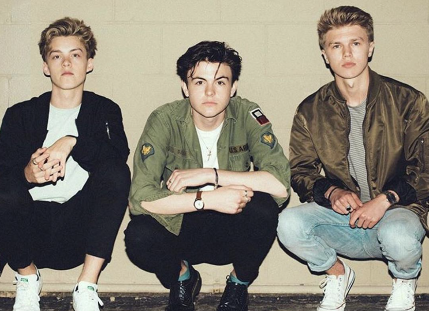 New Hope Club Announces New Song 'Whoever He Is'
