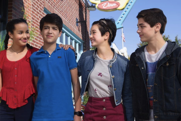 The Cast of 'Andi Mack' Shares Their Favorite Thanksgiving Traditions