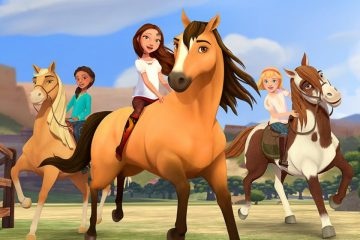 Check Out an Exclusive Clip From 'Spirit Riding Free' Season 3