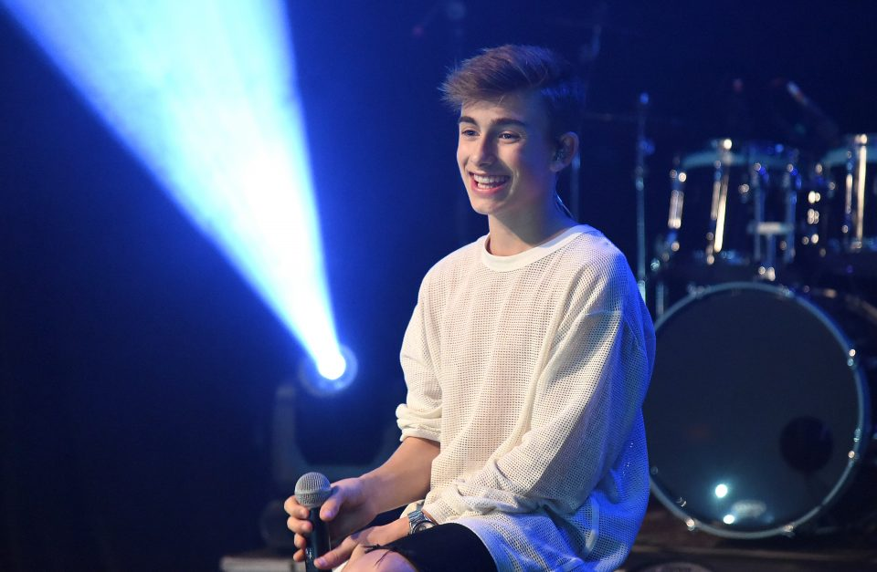 Johnny Orlando Previews New Single 'Thinking About You'