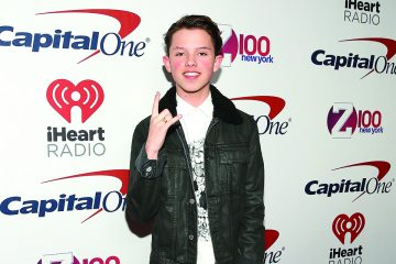 Jacob Sartorius Surprises Anti-Bullying Student Ambassadors at School