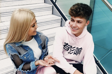 HRVY and Loren Gray Dish Out Crush Advice
