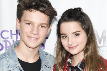 Hayden Summerall Reveals that He's Filming a Movie with Annie LeBlanc