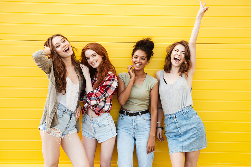 Quiz: There Are Four Types of BFF – Which One Are You?