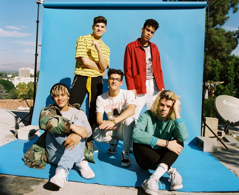 PRETTYMUCH Teases '10,000 Hours' Music Video in New Clip
