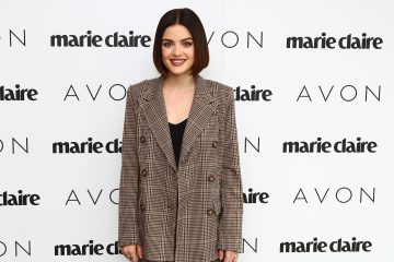 Lucy Hale Takes to Social Media Celebrating the First Day of Filming on 'Katy Keene'