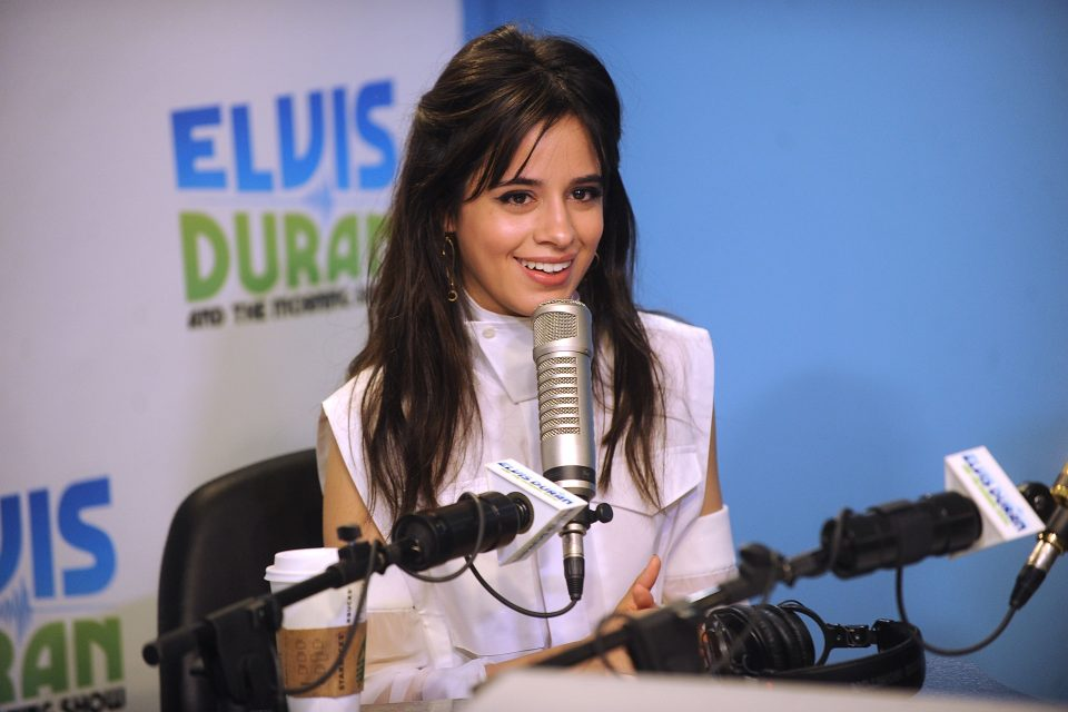 Camila Cabello Celebrates Her Debut Album Hitting #1 on the Charts