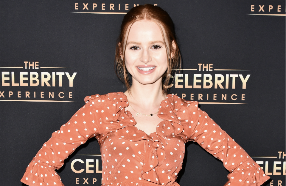 Madelaine Petsch Opens Up About Cheryl Blossom's Signature Color Red