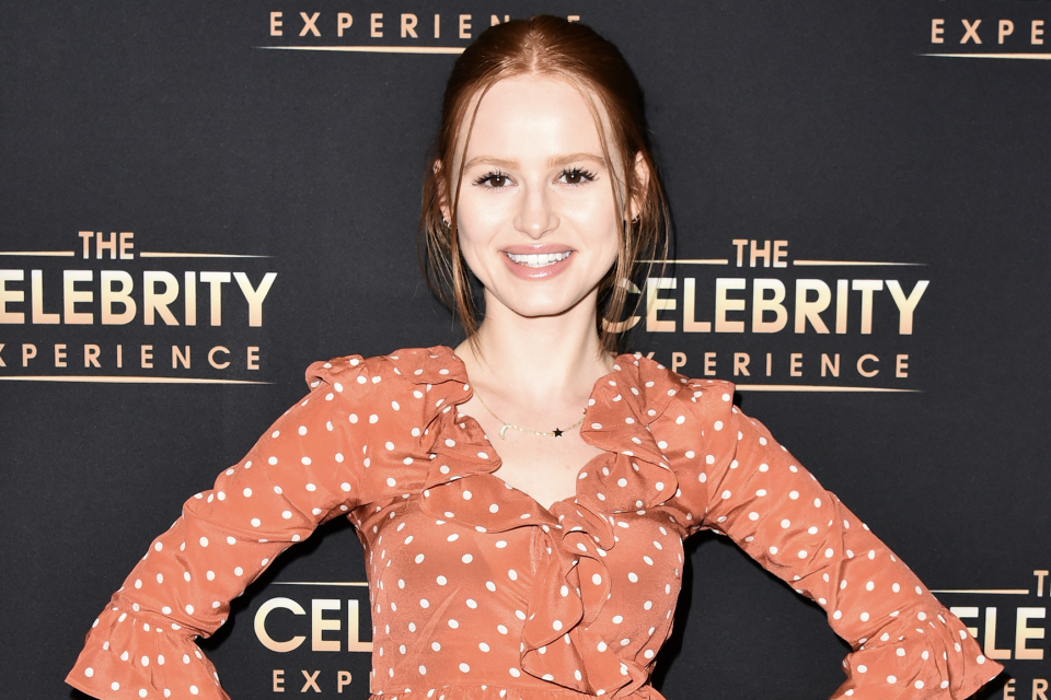 Madelaine Petsch Recalls Her 'Nightmare' First Audition