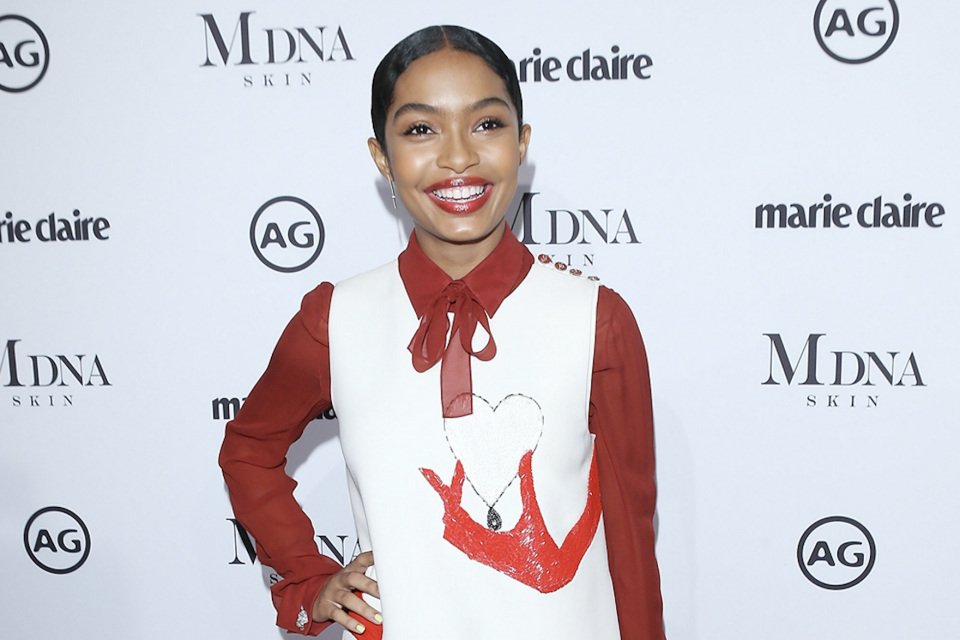 Yara Shahidi Gets Real About Balancing Her Acting Career and School