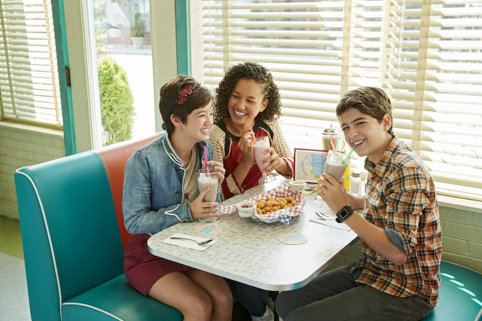 The Cast of 'Andi Mack' Dishes on Upcoming Season 3 Episodes