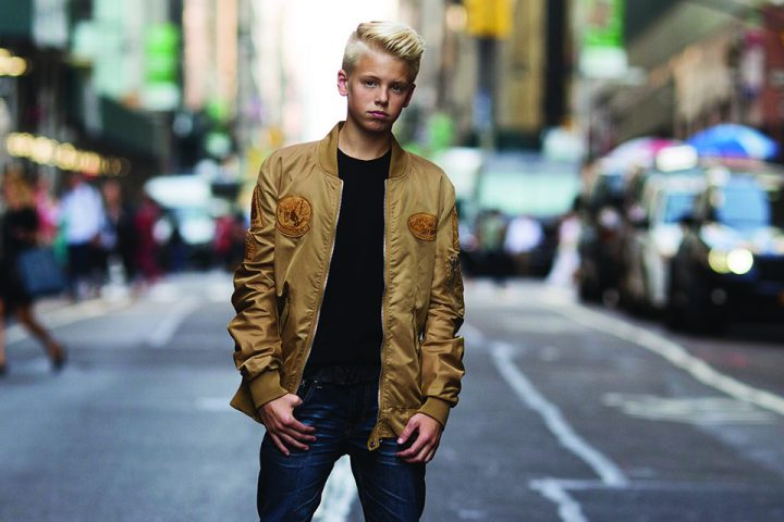 Which Carson Lueders Song is Your Favorite?