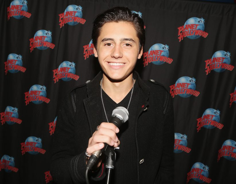 Isaak Presley Wants Disney to Cast Him in the Upcoming 'Kim Possible' Movie
