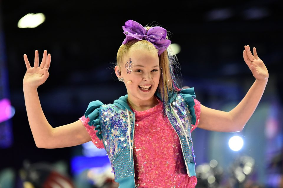 JoJo Siwa Performs at Nickelodeon Halftime Show