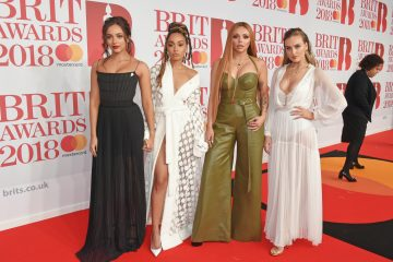 7 Stunning BRIT Awards Red Carpet Looks